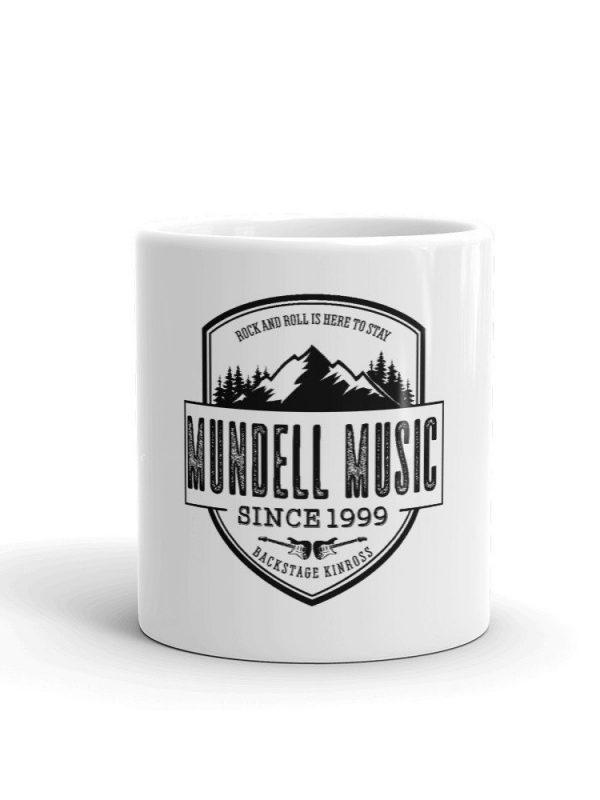 Mundell Music Mug
